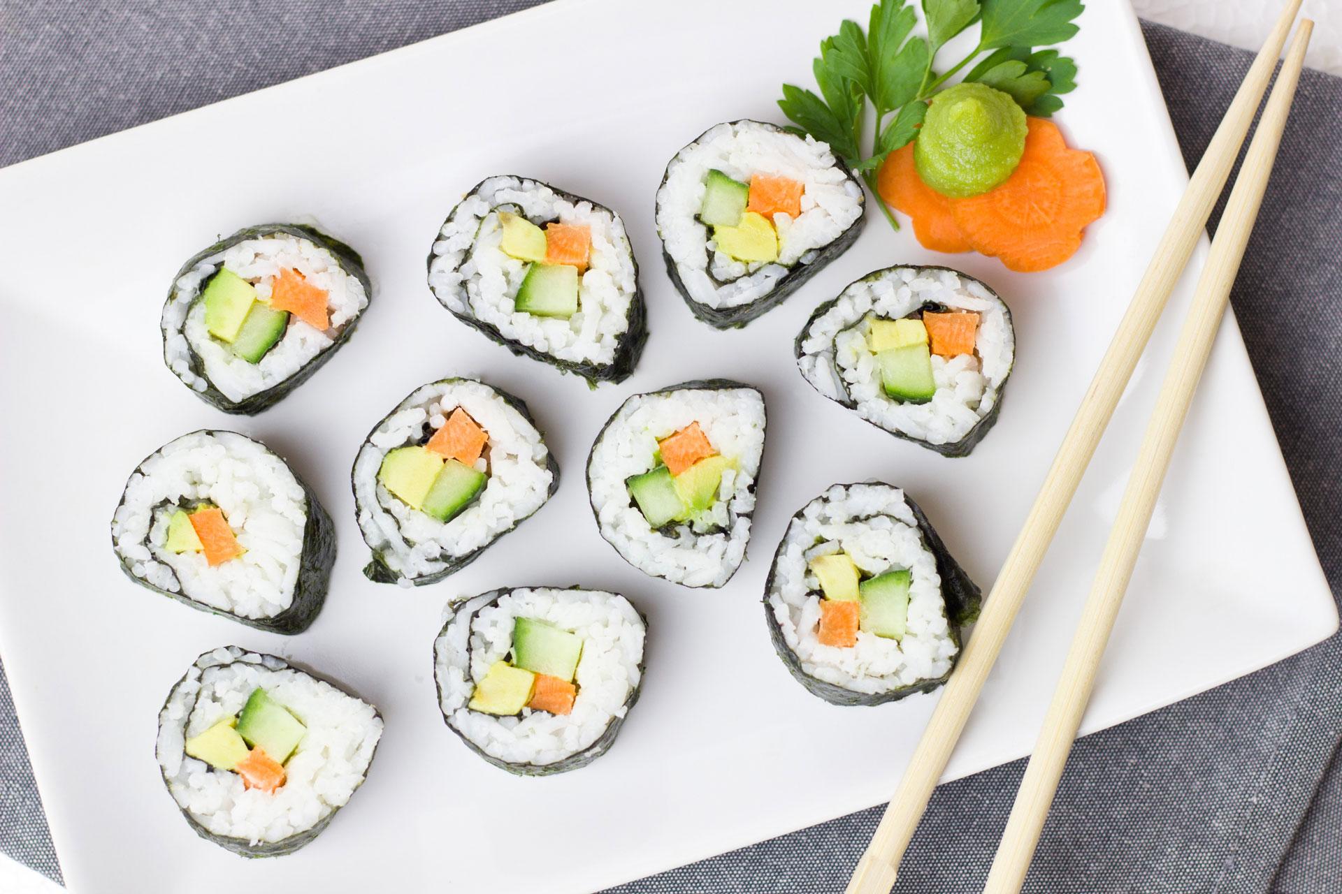 Japanische Sommerküche mit Sushi-Meister Kiyoshi Hayamizu – KOCH Laden